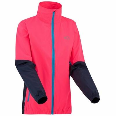 Women windproof jacket Kari Traa Nora Jacket pink