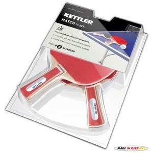 Rackets to table tennis Kettler Match 7090-500, Kettler