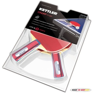Set rackets to table tennis Kettler CHAMP 7090-700, Kettler