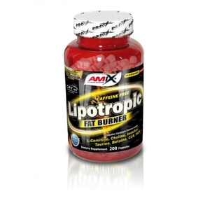 Reduction weight Amix Lipotropic Fat Burner 200cps, Amix