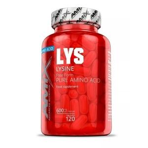 Amix L-Lysine 600mg, 120 capsules, Amix
