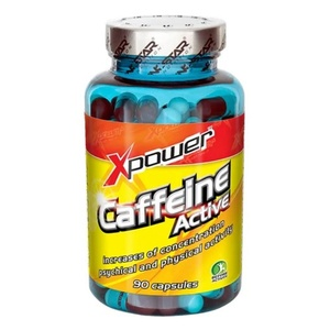 Amix Caffeine Active 90 capsules, Amix