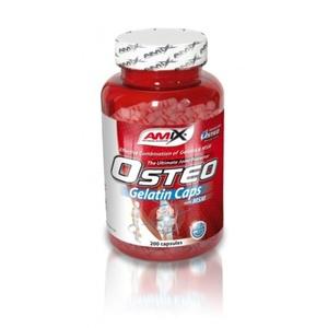 Amix Osteo Gelatin + MSM Caps 200 capsules, Amix
