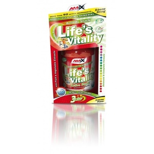 Amix Life's Vitality Active Stack 60 tablets BOX, Amix