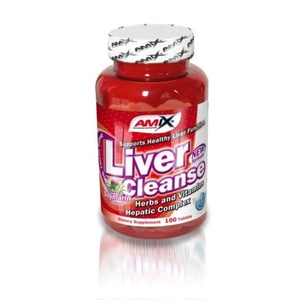 Amix Liver Cleanse 100 tablets, Amix