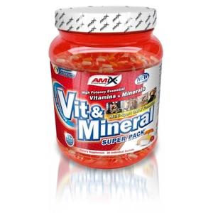 Amix Super Vit & Mineral Pack 30 bags, Amix