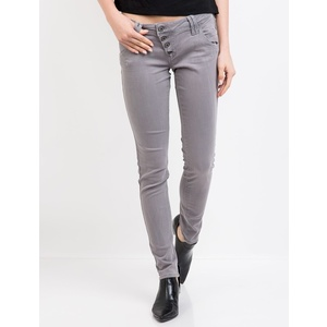 Pants Mavi Serena Grey washed twill, MAVI