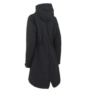 Women's waterproof coat Kari Traa Tesdal Black, Kari Traa