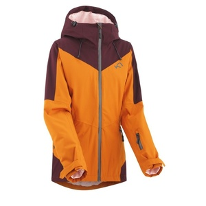 Women sports jacket Kari Traa Bump Rust, Kari Traa