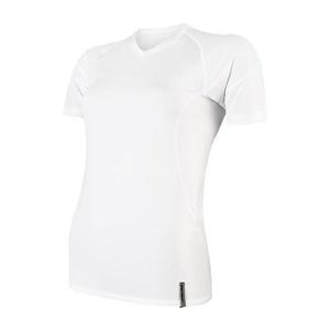 Women shirt Sensor Coolmax TECH short sleeve white 20100022, Sensor