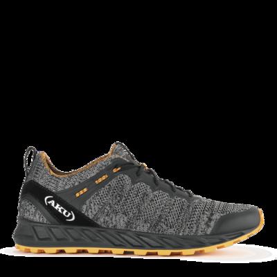 Shoes men AKU Fast Air black / orange, AKU
