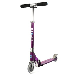 Scooter Micro Sprite Purple Stripe, Micro