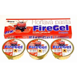 Flammable paste Lucifer 3x80g 40251