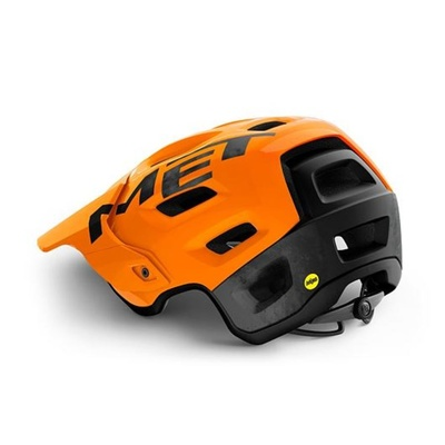 Helmet MET Roam mips orange / black, Met