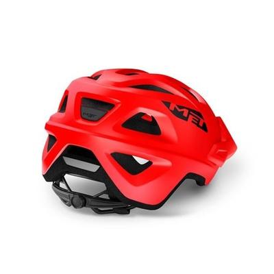 Helmet MET Echo red, Met