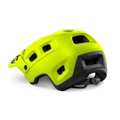 Helmet MET Terranova lime green, Met