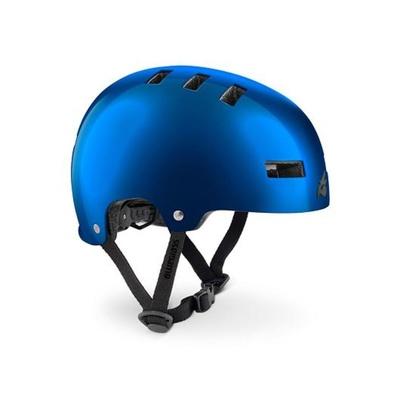 Helmet MET Bluegrass superbold blue metallic, Met