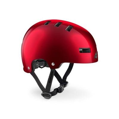 Helmet MET Bluegrass superbold red metallic, Met