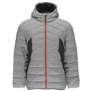 Jacket Spyder Men `s Geared HOODY Synthetic Down 415016-053, Spyder