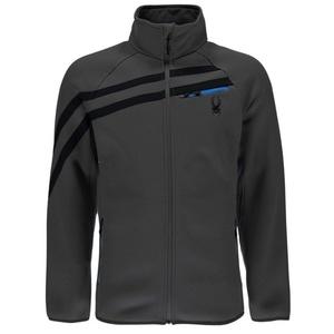 Sweater Spyder Men `s Wengen Full Zipper Mid Wt Stryke Fleece 417027-069, Spyder