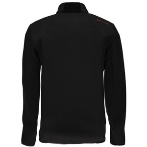 Sweater Spyder Men `s Paramount Mid WT Stryke Full Zipper 417029-001, Spyder