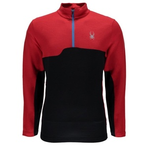 Turtleneck Spyder Pinnacle Merino Half Zipper T-Neck 417063-600, Spyder