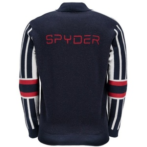 Sweater Spyder Men `s Rad Pad Vintage Half Zipper 417112-402, Spyder