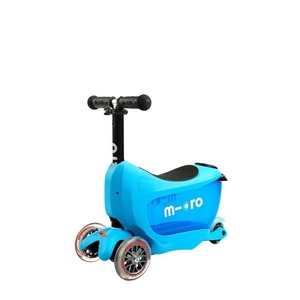 Scooter Micro Mini2go Deluxe Blue, Micro