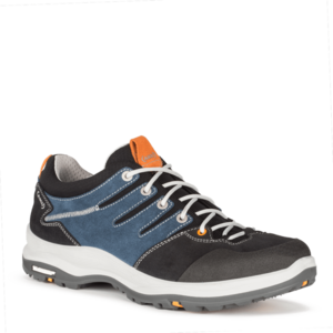 Shoes AKU MONTERA LOW GTX blue / black, AKU