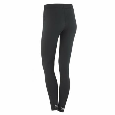 Women leggings Kari Traa Nora Tights 622640, black, Kari Traa