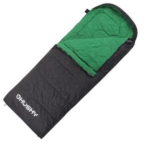 Sleeping bag rectangular Husky Gala +5°C gray / green, Husky