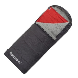 Sleeping bag rectangular Husky Guty -10°C - grey