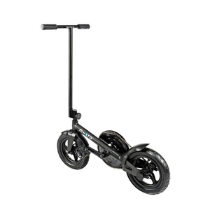 Scooter Micro Pedalflow Black, Micro