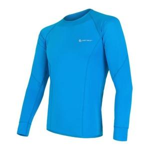 Men shirt Sensor Coolmax Fresh blue 13000008, Sensor