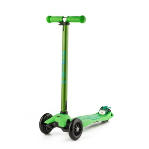 Scooter Maxi Micro Deluxe Green, Micro