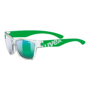 Sun glasses Uvex Sportstyle 508 Clear Green / Mirror Green (9716), Uvex