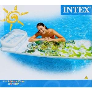 Inflatable mat 18-pocket Intex, Intex