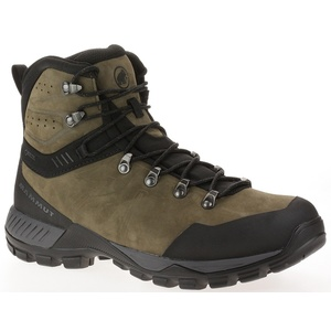 Shoes Mammut Mercury Tour II High GTX bark / black