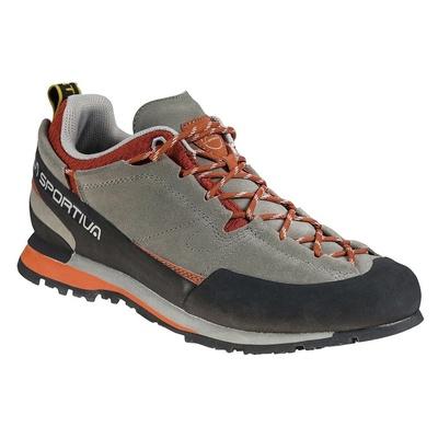 Shoes La Sportiva Boulder X clay / saffron, La Sportiva