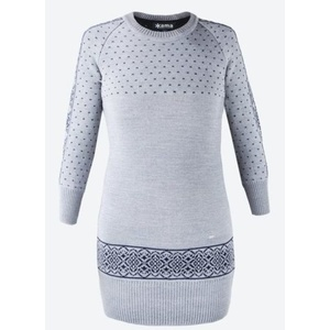 Knitted Merino dress Kama 5016 109, Kama