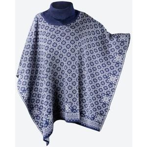 Knitted Merino plaid Kama 5018 108, Kama
