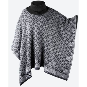 Knitted Merino plaid Kama 5018 111, Kama