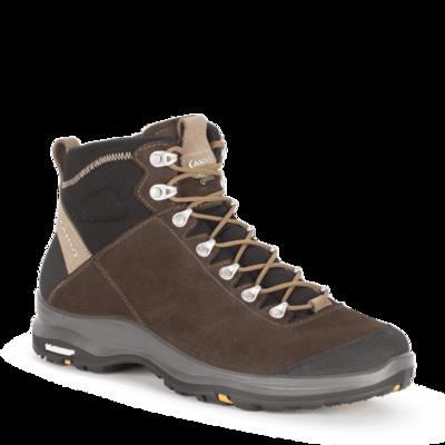 Men boots AKU La Val Lite GTX brown / beige, AKU