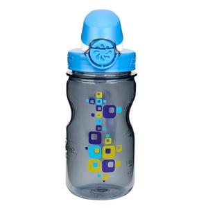 Bottle Nalgene Clear Kids OTF Gray squares 1263-0005, Nalgene