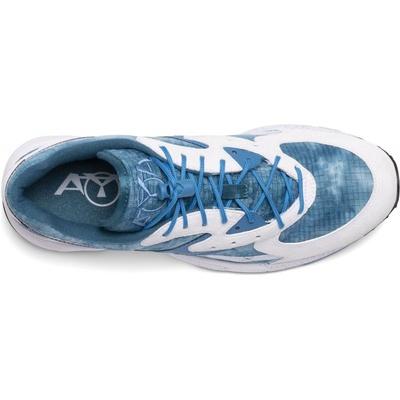 Men Saucony Aya blue and white, Saucony