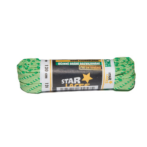 Laces STAR LACES FASHION 120cm, STAR LACES