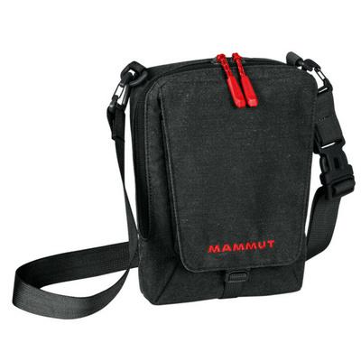 Shoulder bag Mammut Tasch Pouch Melange black, Mammut