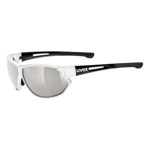 Sports glasses Uvex Sports Style 810 IN M White Black (8205), Uvex
