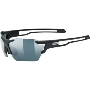 Sports glasses Uvex Sports Style 803 SMALL CV (ColorVision), Black Mat (2290), Uvex