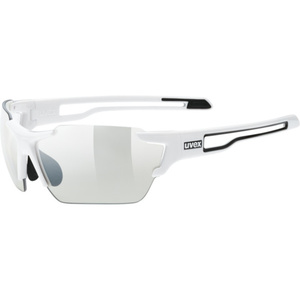 Sports glasses Uvex Sports Style 803 SMALL VARIO, White (8801), Uvex